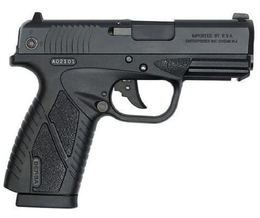 (NEW)BERSA BP40 CONCEALED CARRY 40 SW 091664911900