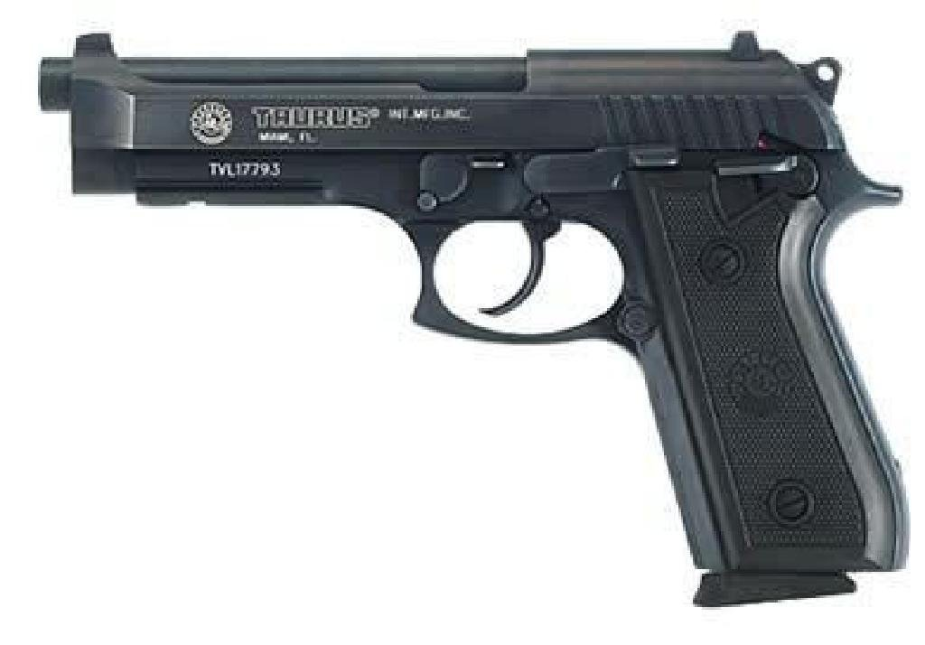 !NEW! TAURUS PT-92 9MM  725327600527
