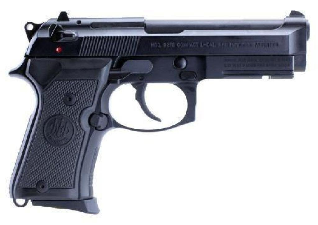 !NEW! BERETTA 92FS COMPACT BRUNITON 9MM 082442685939