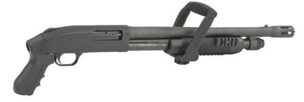 _NEW!_ MOSSBERG 500 CHAINSAW 12 GAUGE 015813504607