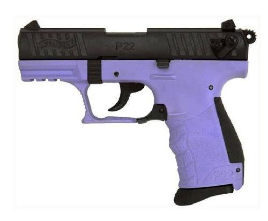!NEW! WALTHER ARMS P22 22 LR 723364207112