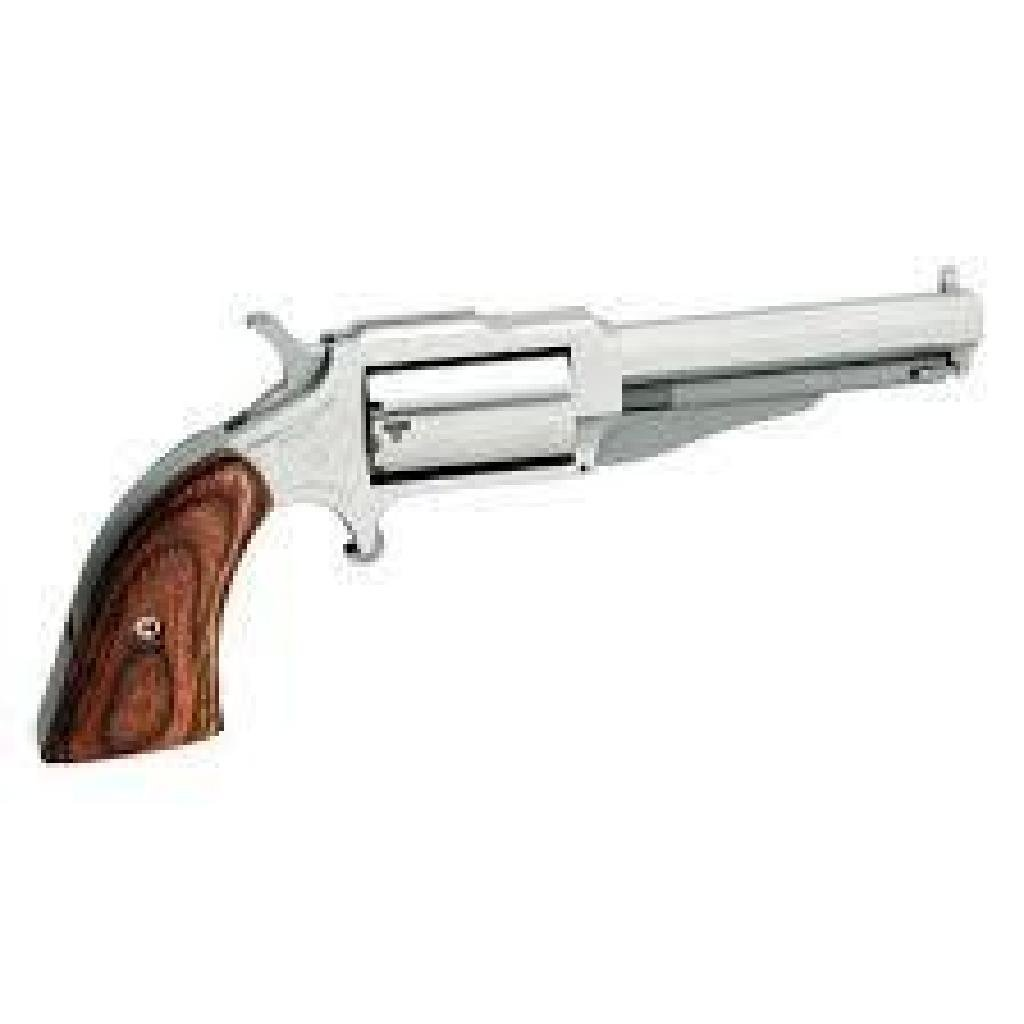 "_NEW!_ NAA 18603 1860 The Earl 22 Mag 3"" 5 Wood Grip"