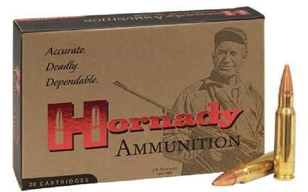 _NEW!_ HRNDY 6.8MM SPC 110GR BTHP/WC (200 ROUNDS)