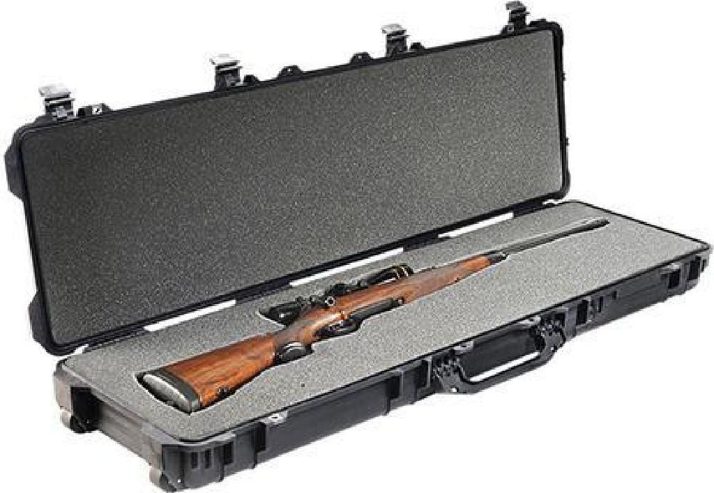 """_NEW!_ Pelican 1750 Long Case 50x13x5"""" w/Wheels"""