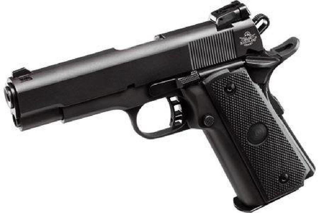!NEW! ROCK ISLAND ARMORY M1911-A2 9MM / 22 TCM
