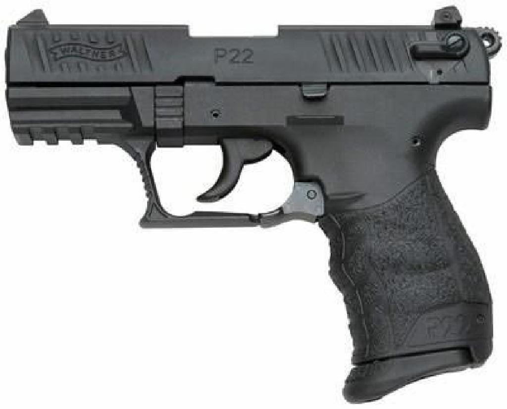 !NEW! WALTHER ARMS P22 M2 22 LR 723364200274