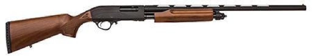 "*NEW* Escort M85 Pump 12 Gauge ga 26"" 3"" Turkish Walnut"