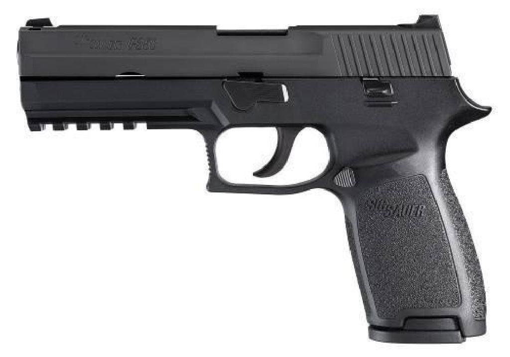 "*NEW* Sig Sauer P250 Full Size DAO 40S&W 4.7"" 14+1 CS"