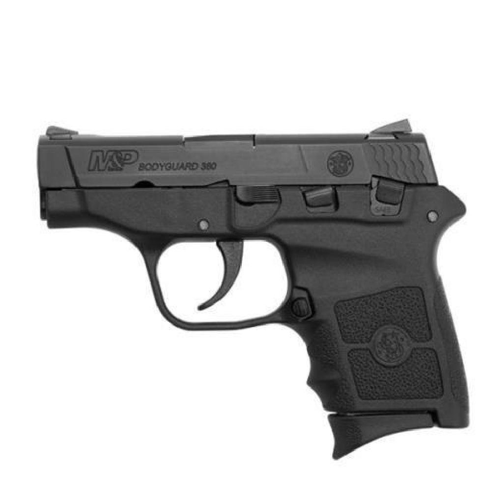 """*NEW* SMITH AND WESSON BODYGUARD 380 380 ACP 2.75"""" 6+1"""