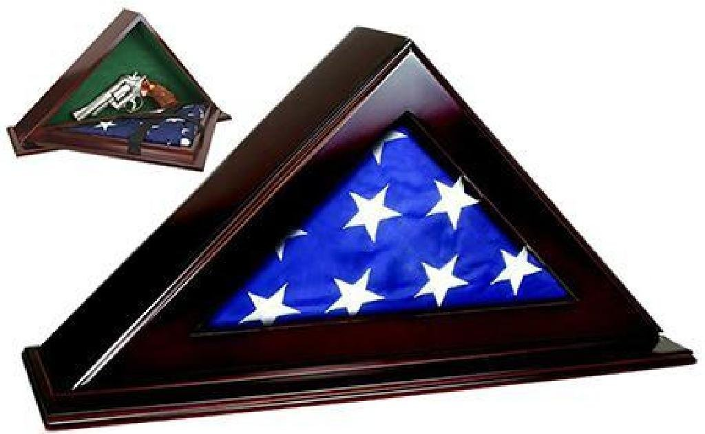 *NEW* Peace Keeper PFC Patriot Flag Case with