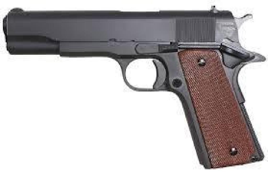 "*NEW* Taylors and Co 1911 Standard 45ACP 5"" 7+1 Walnut"