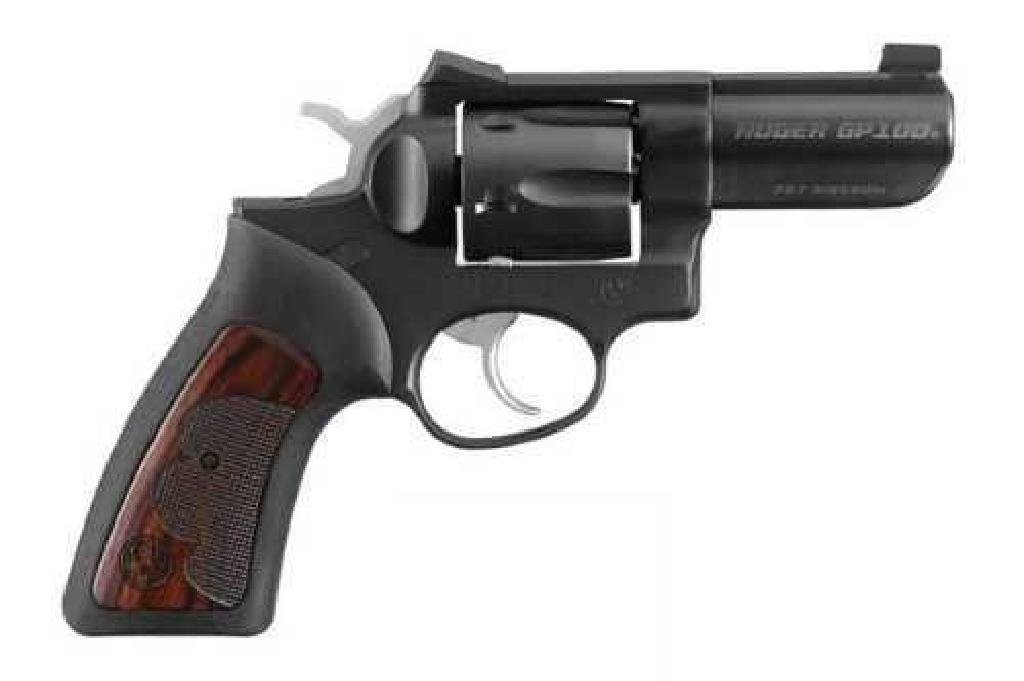 !NEW! RUGER WILEY CLAPP GP100 357 MAGNUM/| 38 SPECIAL