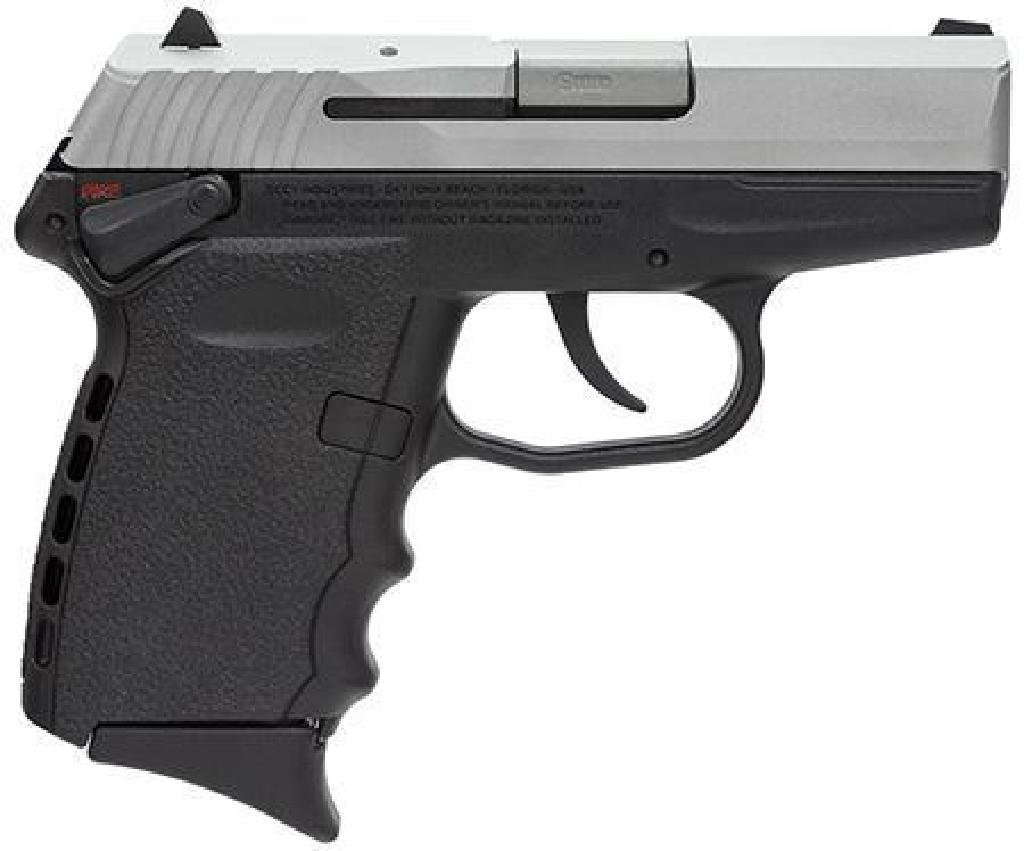 """*NEW* SCCY CPX-2 Gen 2 DAO 9mm 3.1"""" 10+1 NMS Blk"""