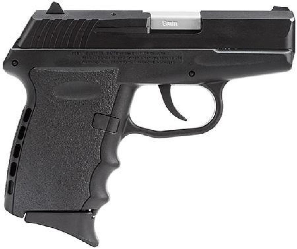 """*NEW* SCCY Industries CPX-2 Gen 2 DAO 9mm 3.1"""" 10+1 NMS"""