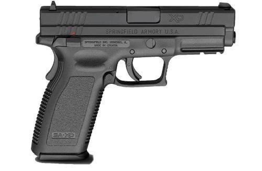 """*NEW* SPRINGFIELD ARMORY XD ESSENTIALS PACK 45 ACP 5"""""""