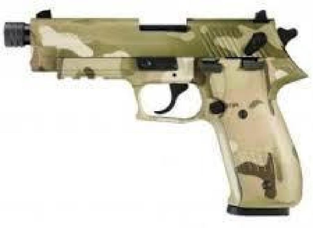 """*NEW* SIG SAUER MOSQUITO 22 LR 4.9"""" TB 10RD"""