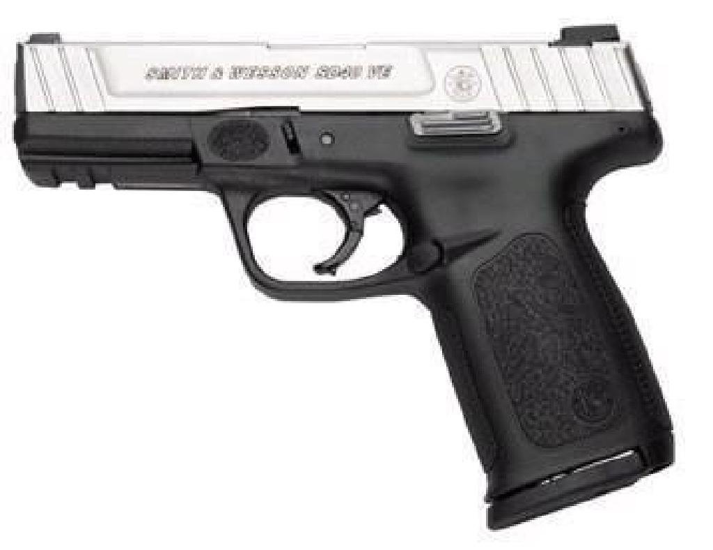"""*NEW* SMITH AND WESSON SD40VE 40 SW 4"""" 14+1 Blk Poly"""