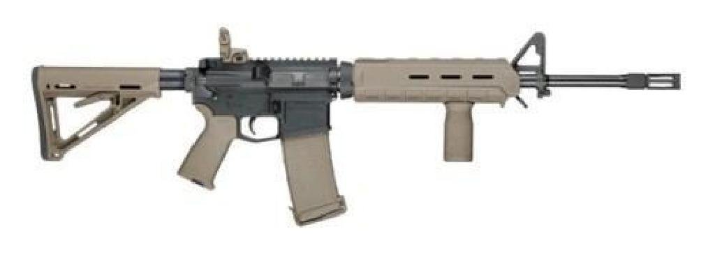 _NEW!_ SMITH AND WESSON M&P15 MOE MID FDE 223 REM /
