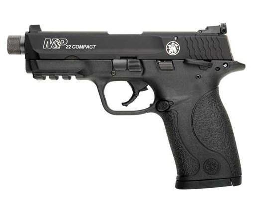 *NEW* SMITH AND WESSON M&P22 COMPACT SUPPRESSOR READY