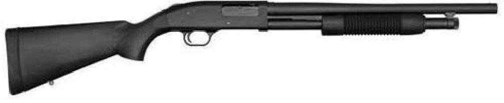 "*NEW* MOSSBERG 500 HOME DEFENSE 12 GAUGE 18.5"" 6RD PUMP"