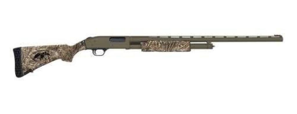 _NEW!_ MOSSBERG 500 WATERFOWL 12 GAUGE 015813501309