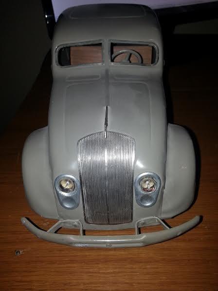 1937 Chrysler Airflow Cor-Cor Toy - 3
