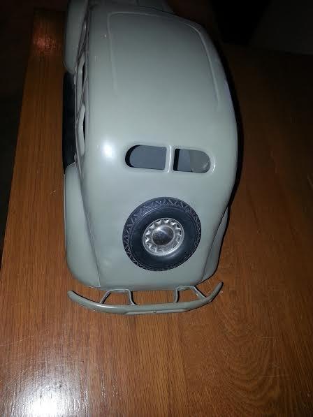 1937 Chrysler Airflow Cor-Cor Toy - 4