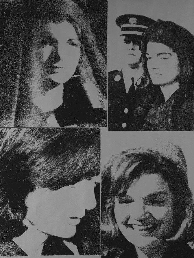 Andy Warhol; Jacqueline Kennedy III (Jackie III): 1966