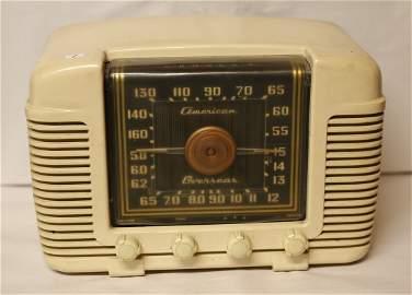 Radio Marked American Overseas.