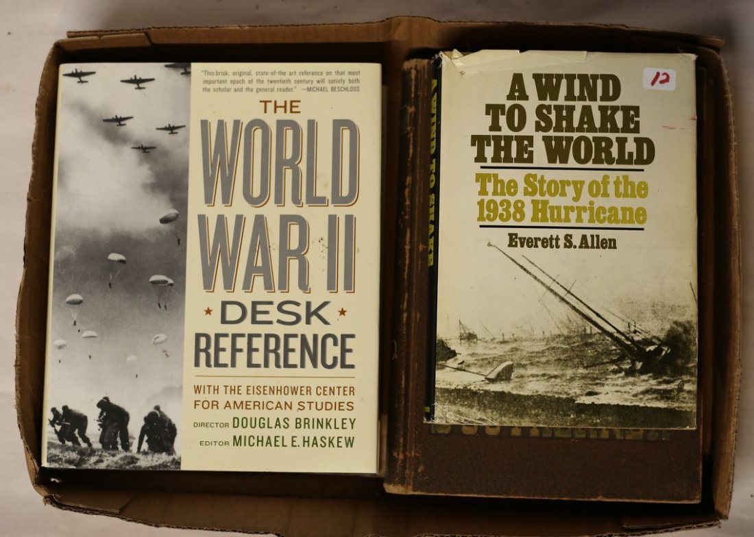 World War 2 books and The Southern