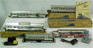 L112  -  AMERICAN FLYER TRAIN