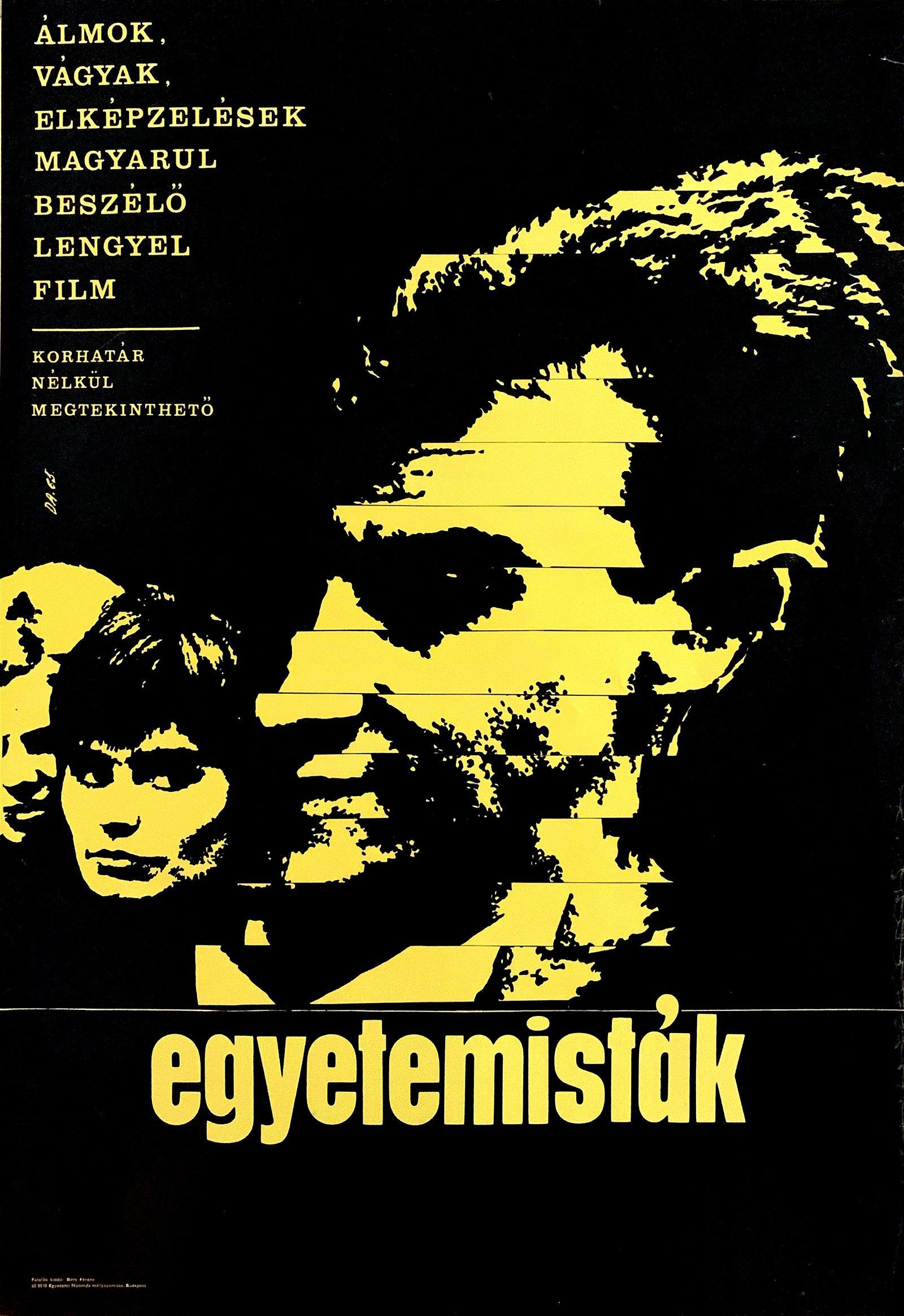 Movie Poster Penguin 1966