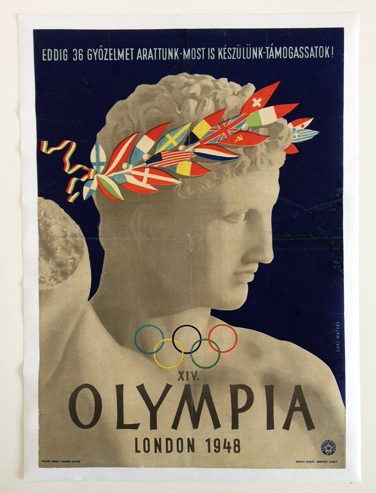 XIV. Olympic Games London 1948