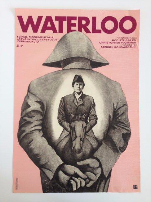 Waterloo movie poster