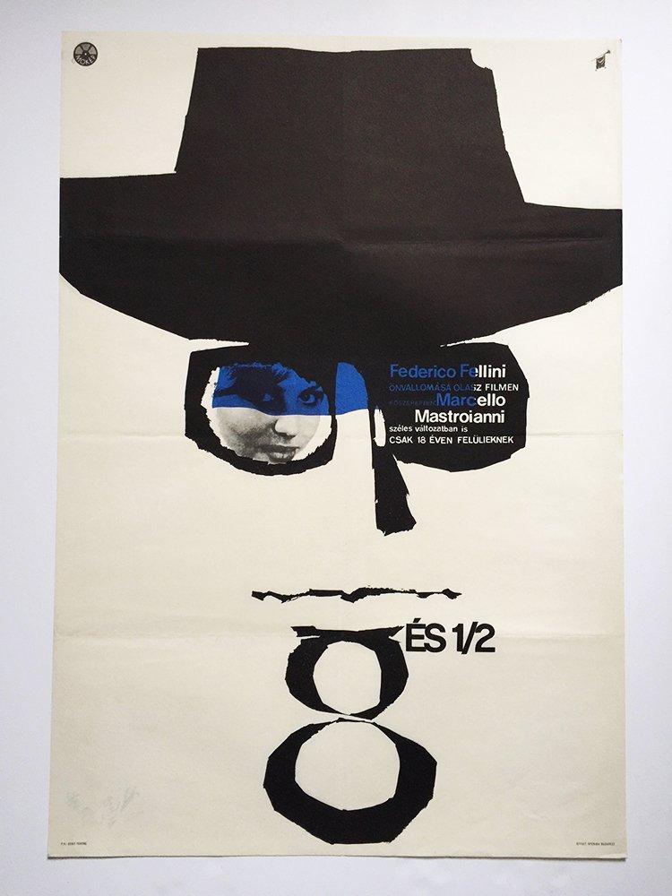 8 1 / 2 movie poster