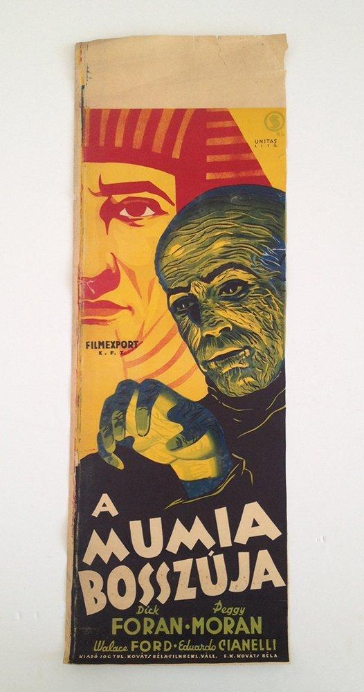 Mummy's Hand, The movie poster