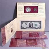 1993 P Thomas Jefferson 250TH Anniversary Coin &