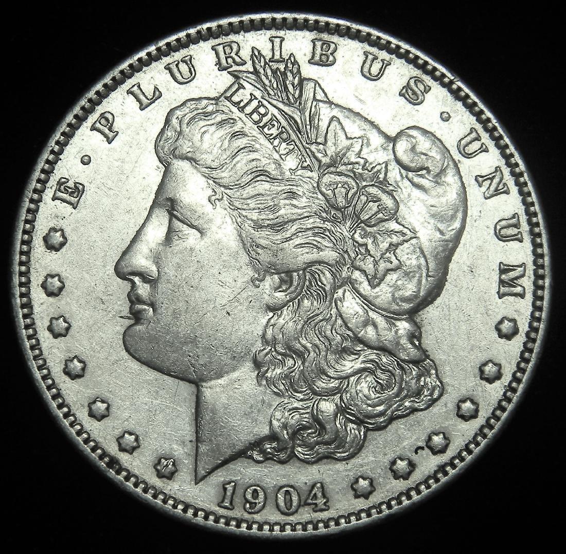 1904 O Morgan Silver Dollar High Grade