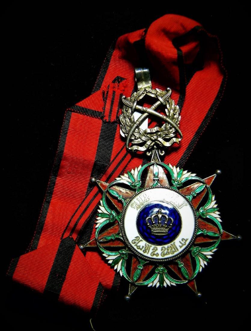 ULTRA RARE IMPERIAL Royal Order of El Rafidain, also