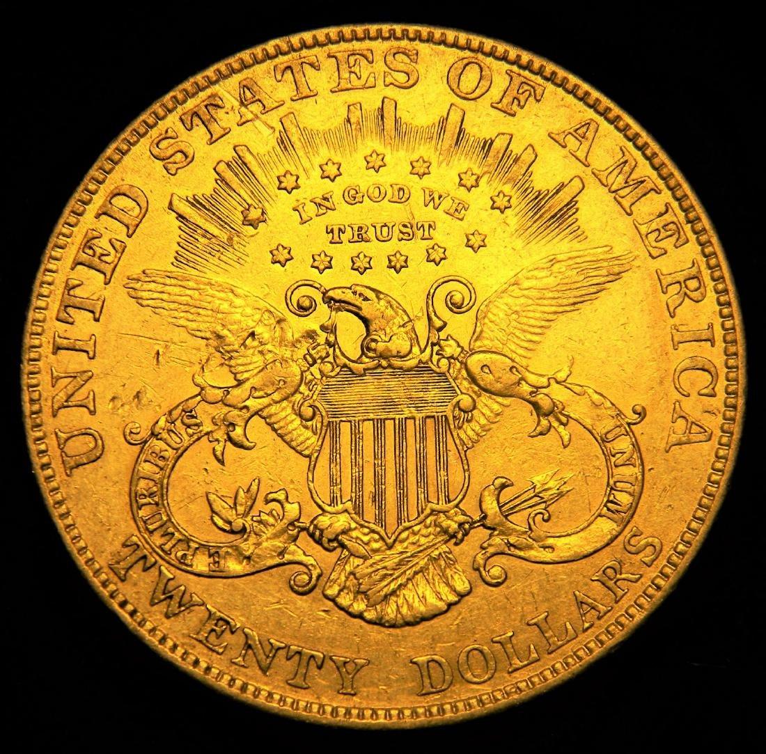 1901  Choice High Grade Scarce Date Liberty $20 gold - 2
