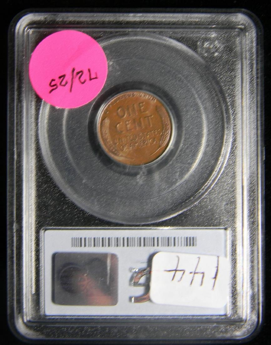 ULTRA RARE 1955 Double Die Lincoln Cent PCGS MS63 BN - 3