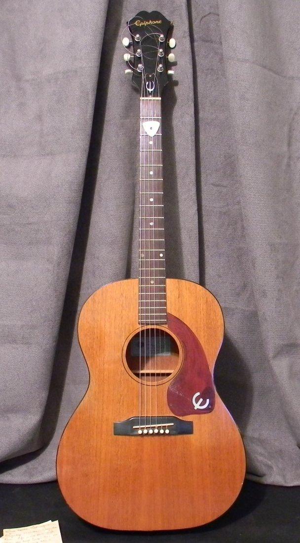 Original 1964 American-made Ephiphone Caballero Guitar