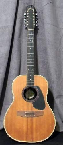 Vintage 1977-78 Ovation Applause Acoustic Guitar AA15