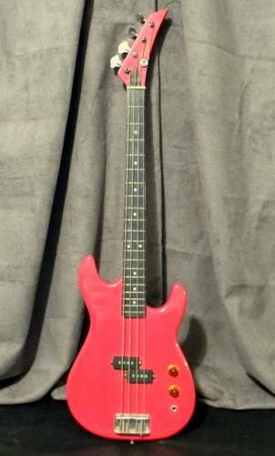 Vintage Electric 4 String Bass Guitar Cruise For Vmi