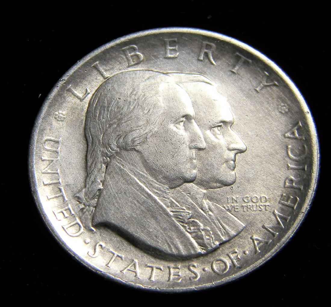 1926 Sesquicentennial Silver Half Dollar, Extremely