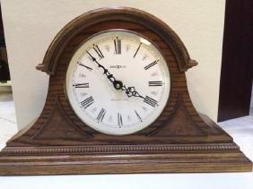 HOWARD MILLER CLOCK WESTMINSTER CHIME