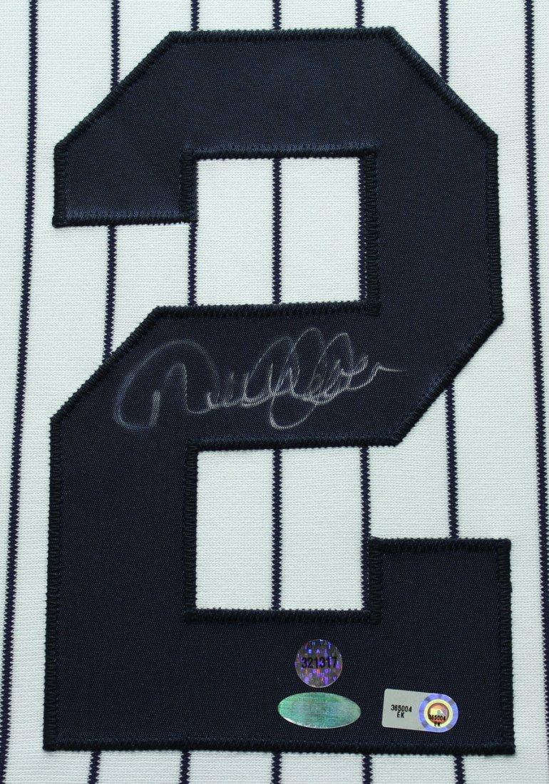 Derek Jeter Signed New York Yankees Jersey