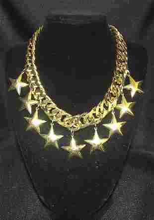 """16"""" Gold Plated Heavy Chain Necklace"""