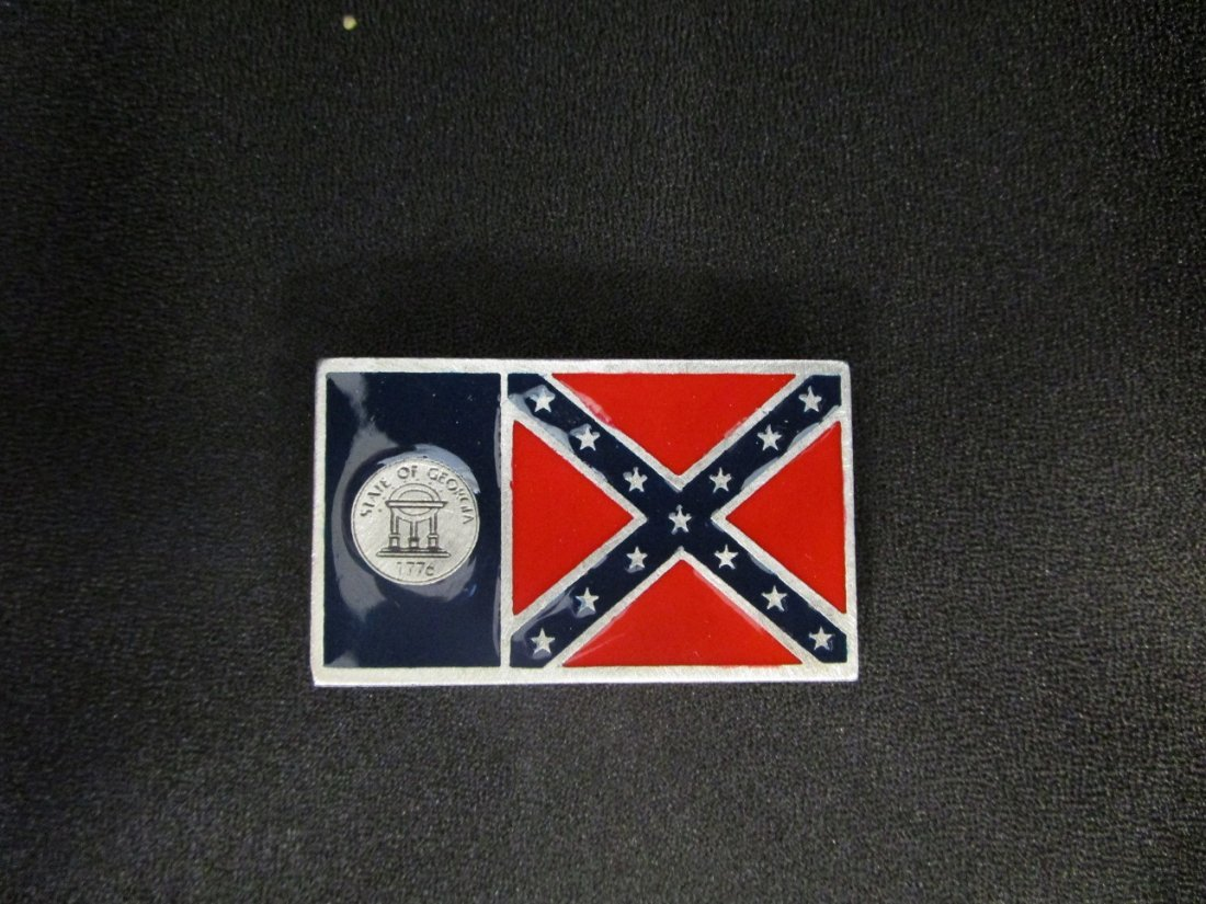 State of Georgia Money Clip
