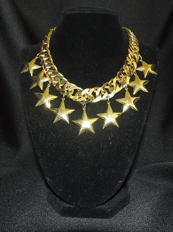 "16"" Gold Plated Heavy Chain Necklace"